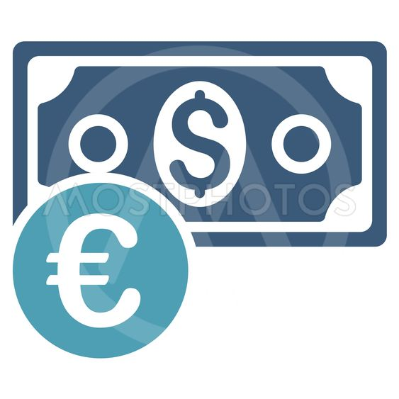 Currency Cash Flat Vector Icon