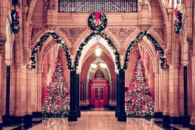 Holiday Entrance
