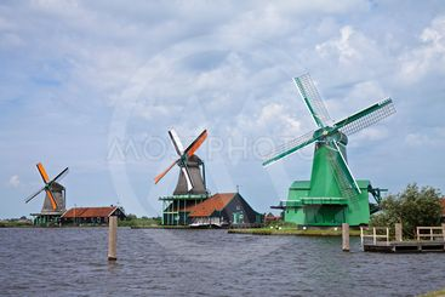 Windmills, Netherlands