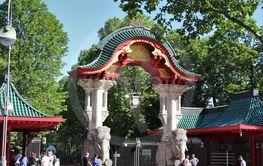 Zoologischer Garten i Berlin