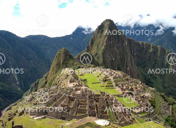Machu Picchu, the lost city of Peru