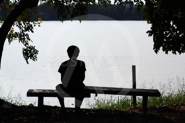 Lonely Silhouette