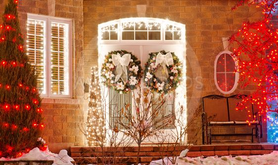Holiday Doors