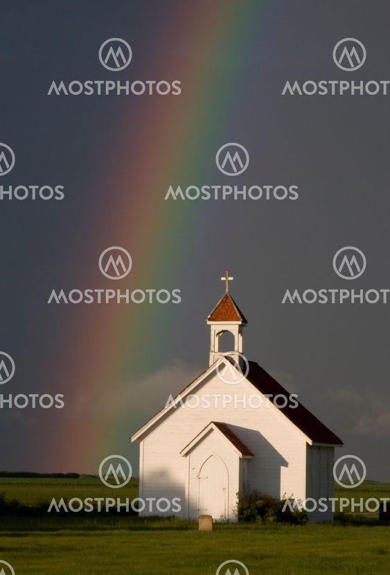 Maan kirkko ja Rainbow