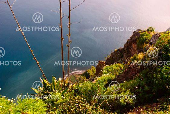 Cabo Girao, Madeira island, Portugal