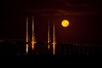 Mr Moon and Lady Bridge
