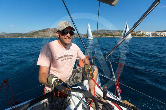 Sailing regatta 16th Ellada Autumn 2016 among Greek...