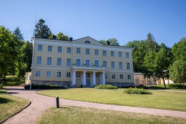 The Manor house of Fiskars village