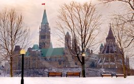 Winter Centre Block