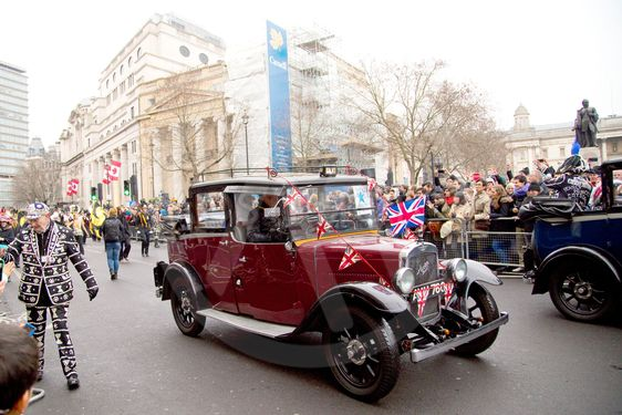 new years day parade