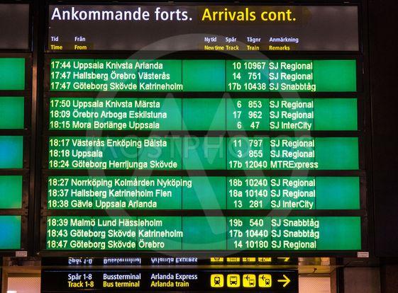 tåg arlanda norrköping