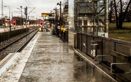 Tvärbanestation Solna Centrum