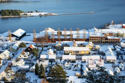 Svelvik, Norway