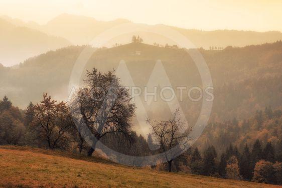 Autumn in Slovenia