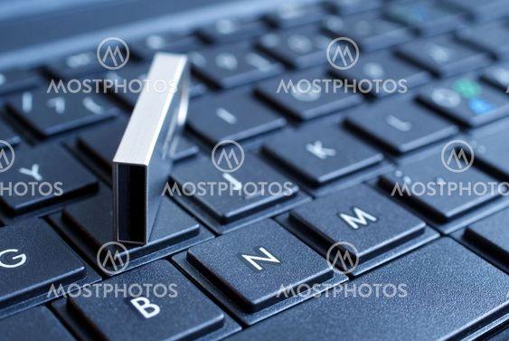 USB over Keyboard