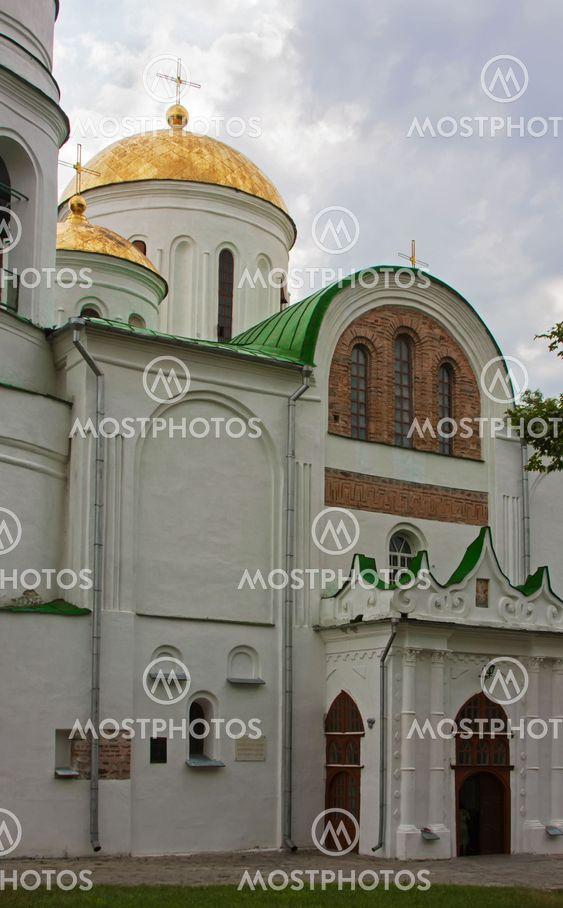 Saviour Cathedral, Chernihiv, Ukraine