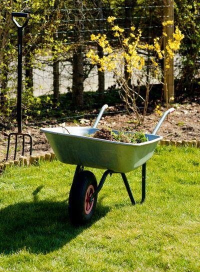Garden labor