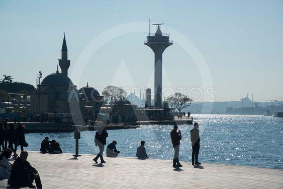 bu ne kalabalık ey istanbul