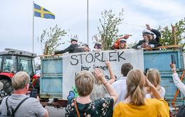 Studentfirande i Linköping