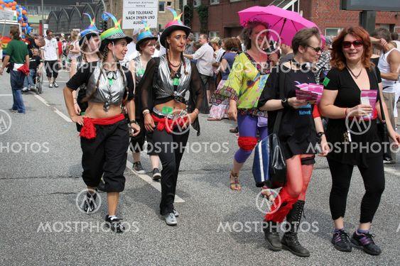 Hamburg gay pride Hamburg Pride