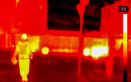 Thermal image in Motala