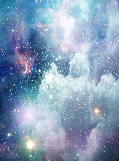 Deep Space Scene