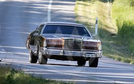 LINCOLN CONT MK IV, Year 1973