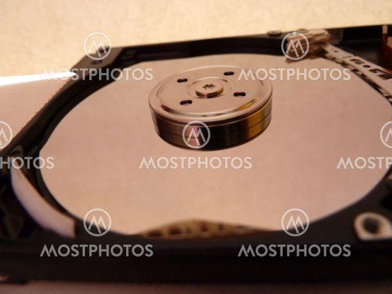 disc platter
