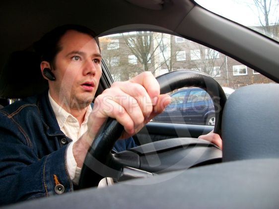 Bange driveren