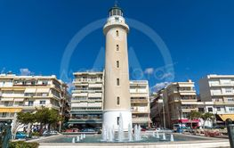 Lighthouse at Alexandroupoli, Greece