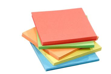 Batch of colorful Paper