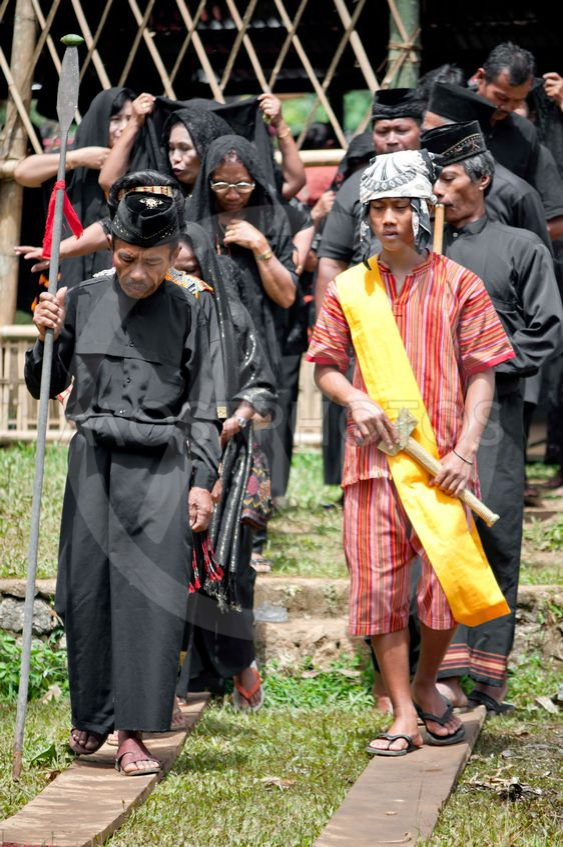 Toraja traditionelle begravelse ceremoni