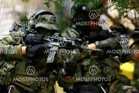 Leikkijunat Soldier