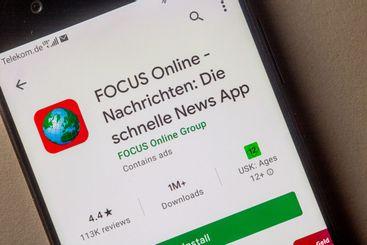 FOCUS - mobile App
