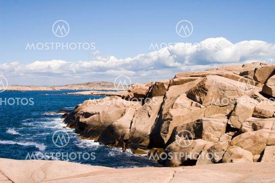 Västkustens klippor