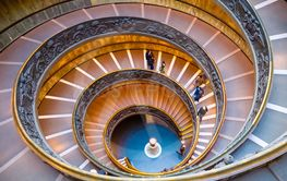 A Magnificent Staircase