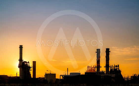 Gas turbine electrical power plant. Energy for support...