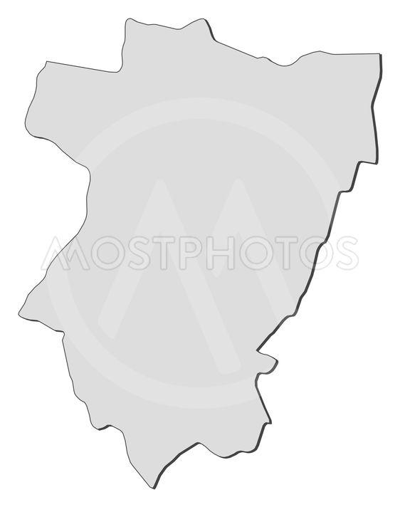 Map - Tucumán (Argentina)
