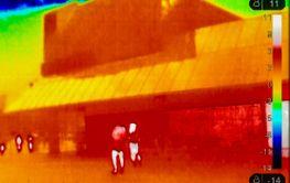 Thermal vision Motala