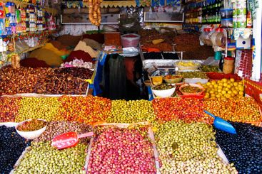 Olives and Spices