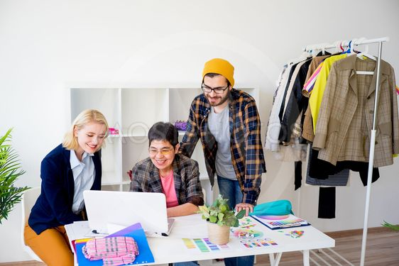 Clothing shop startup