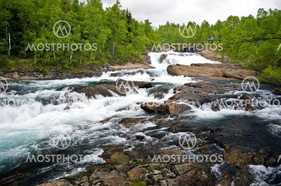 Lappland whitewater