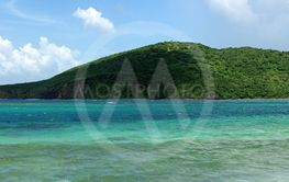 Flamenco Beach Culebra Panorama