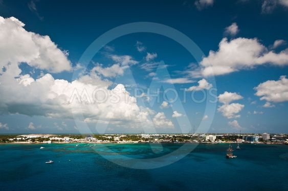 Grand Cayman coastline