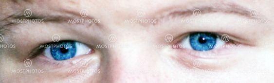 Blue Eyes Natural