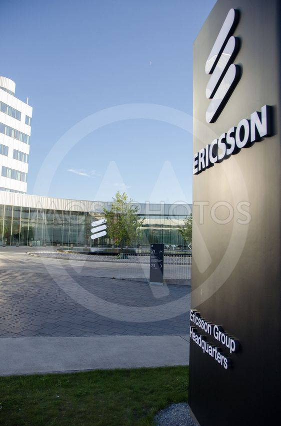 Ericsson headquarters in Ki