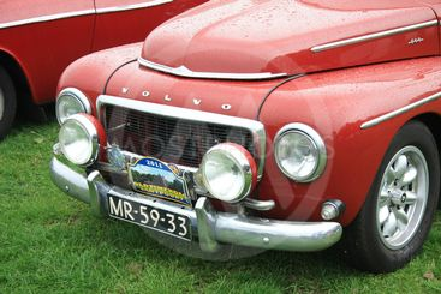 August 6th, 2011 Oldtimershow Santpoort Noord, the...