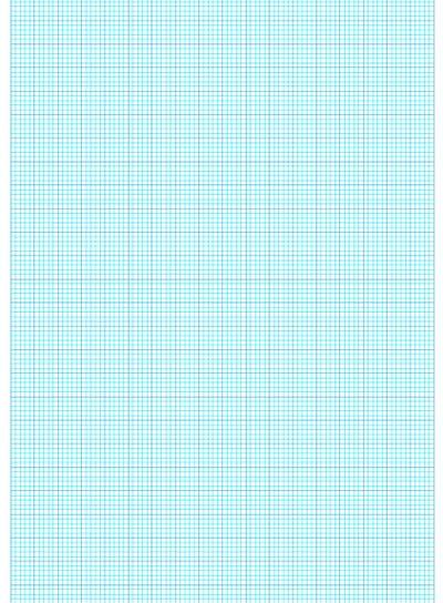 Graph paper grid illustration.