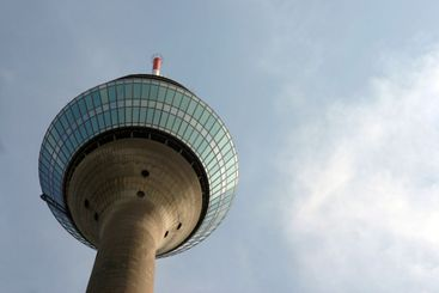 dusseldorf tv tower