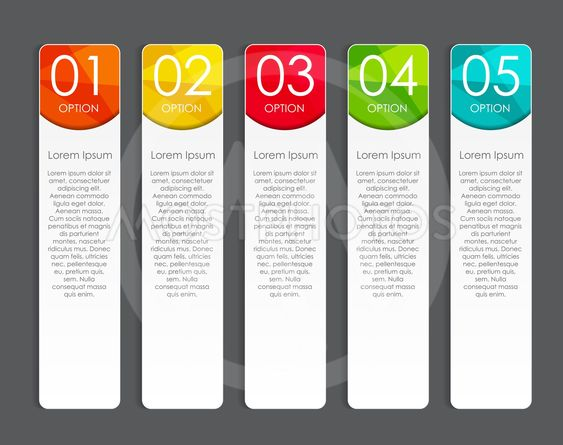 Infographic Design Elements for Your Business Vector...